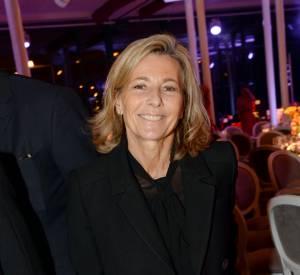 """Claire Chazal anime désormais le magazine culturel """"Entrée libre"""", en quotidienne sur France 5."""