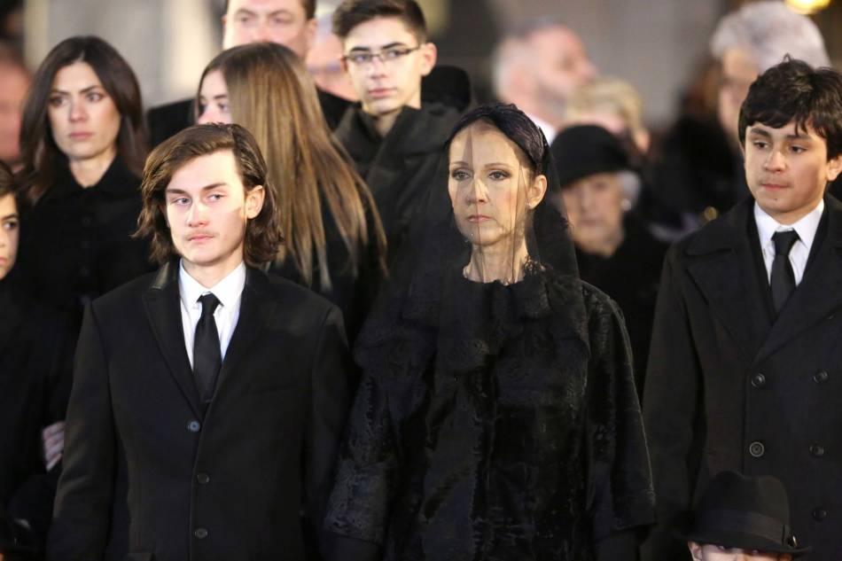 Elle se repose désormais sur son fils aîné, René-Charles.