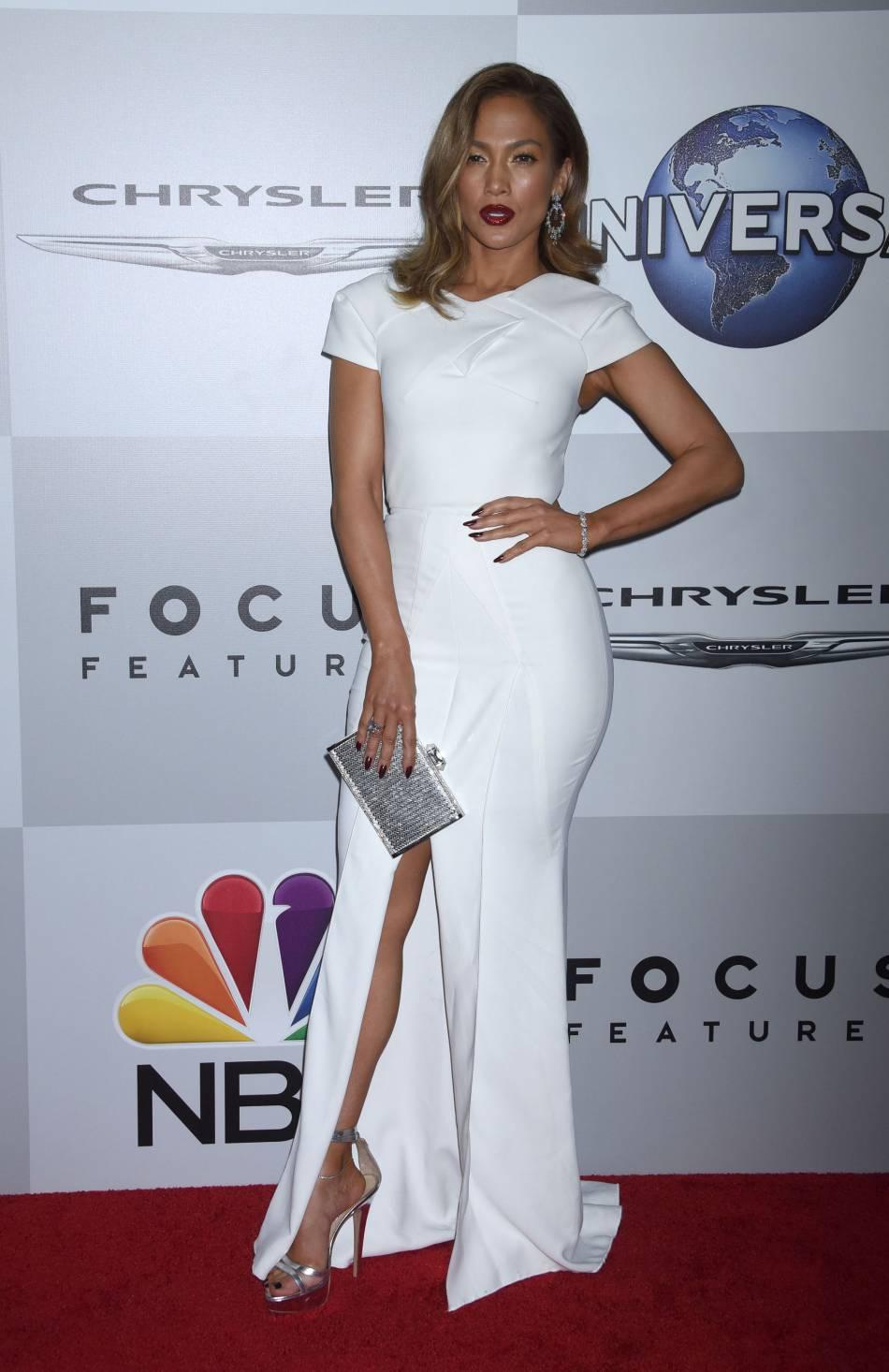 Jennifer Lopez, canon sans maquillage.
