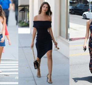 Emily Ratajkowski : l'autre reine du street style