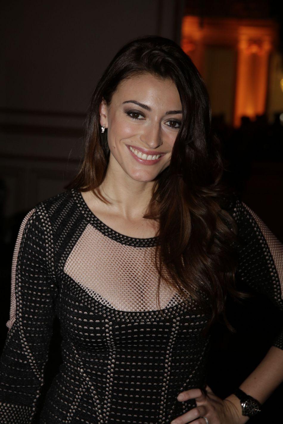 Comme les autres Miss, Rachel Legrain-Trapani est fan de foot.