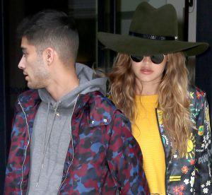 Gigi Hadid : moment de tendresse avec Zayn