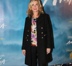 L'actrice Michèle Laroque