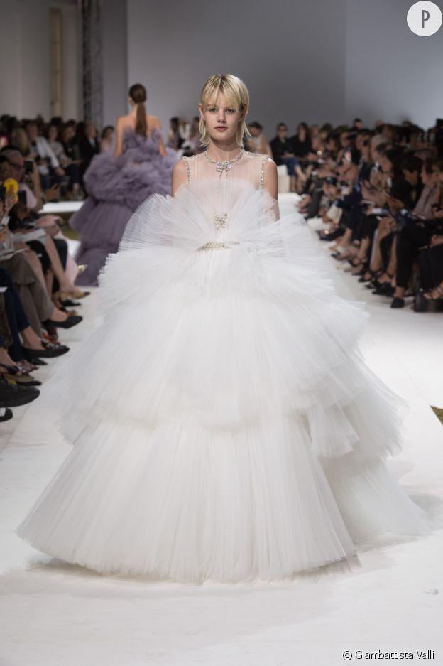 ebe85b3e71f Mariage   les 10 robes à piquer à la Haute Couture - Puretrend