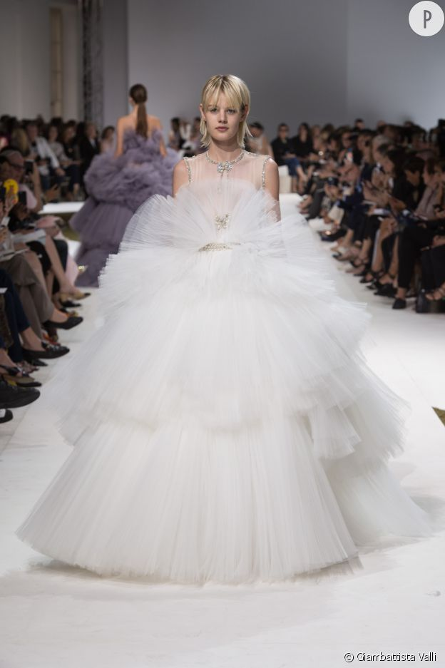 0f8494a1fae6f9 Mariage : les 10 robes à piquer à la Haute Couture - Puretrend