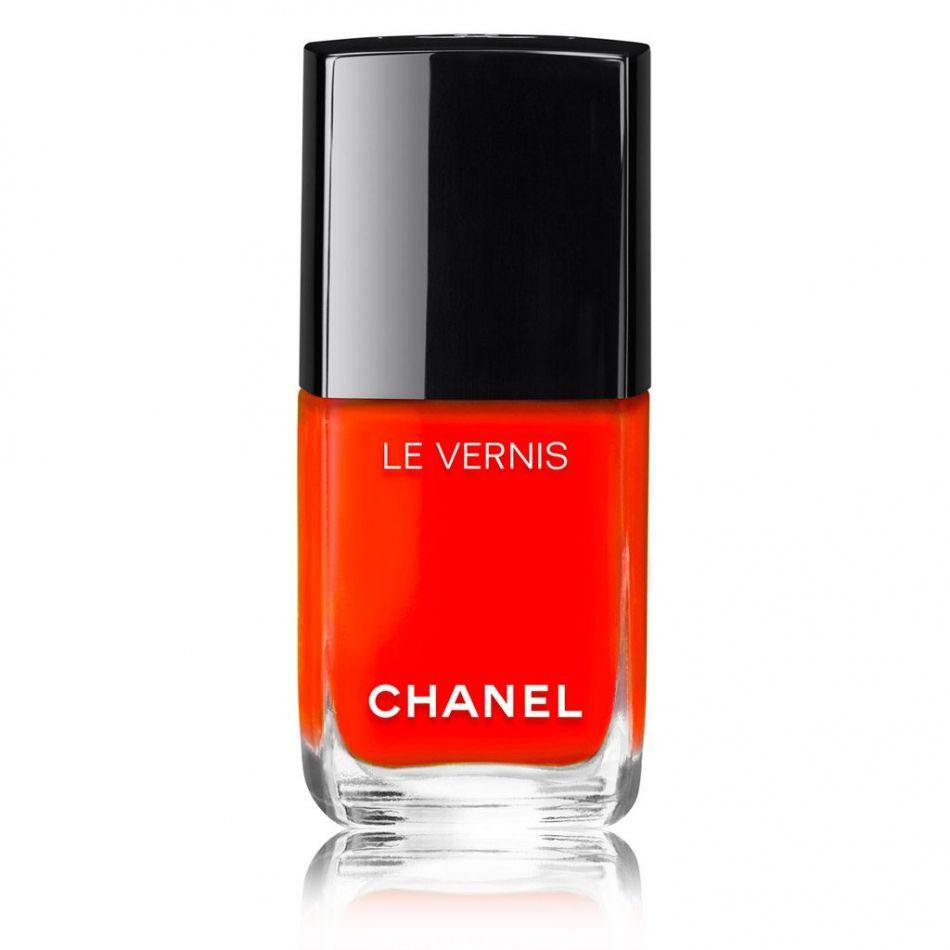 Teinte Espadrilles, Chanel, 25€.