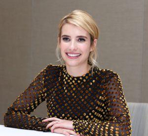 """Emma Roberts est l'héroïne de la série à succès """"American Horror Story""""."""