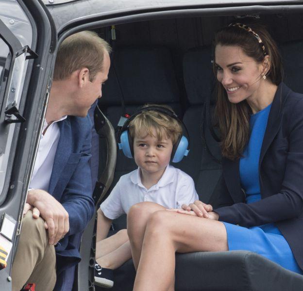 George de Cambridge va être gâté pour son anniversaire.