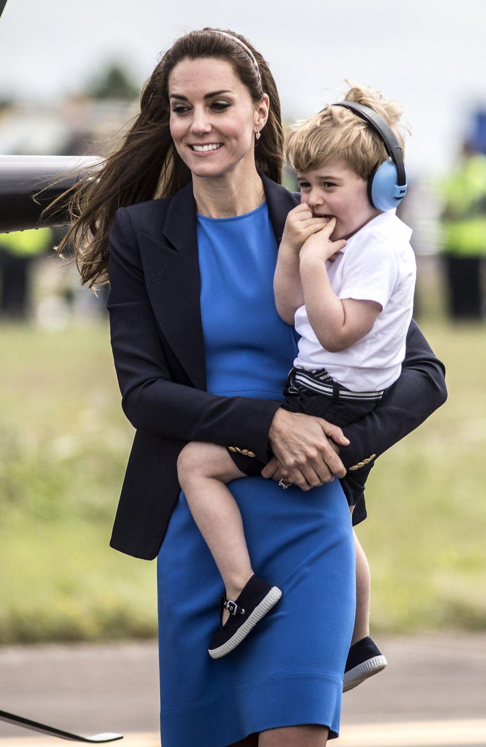 Kate Middleton a organisé une fête à thème pour son fils.