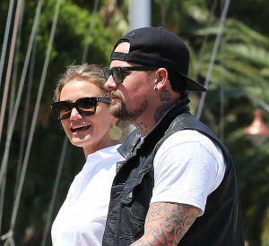 Cameron Diaz enceinte de son premier enfant avec Benji Madden ?