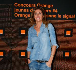 """La chroniqueuse a participé à l'émission """"Le Grand 8"""" sur D8 depuis sa création en 2012 jusqu'à son arrêt en 2016."""