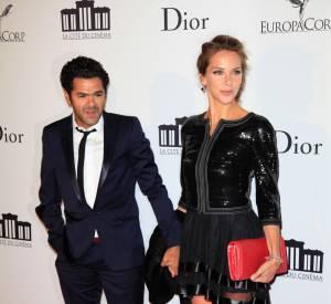 Melissa Theuriau, sexy à souhait, accompagnée de son mari Jamel Debbouze.