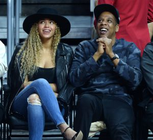 Beyoncé et Jay Z le couple roi du monde de la musique, en couple depuis 12 ans.