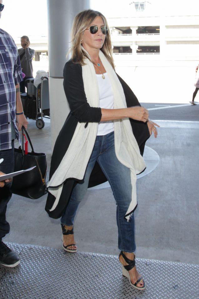 Jennifer Jennifer Compensees Aniston Compensees Chaussures Chaussures Jennifer Aniston Compensees Tc1FJ3lK