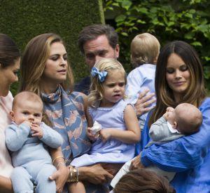 La famille royale de Suède s'est agrandie. En l'espace d'environ un an, trois petits princes ont fait leur arrivée : Nicolas, Oscar et Alexander.