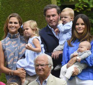 Famille royale de Suède : toute première photo de famille depuis le baby-boom