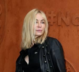Emmanuelle Béart est revenue sur les critiques sur son physique reçues après son apparition à Roland Garros.