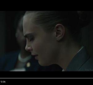 """Cara Delevingne dans """"Suicide Squad"""" film évènement de l'été."""