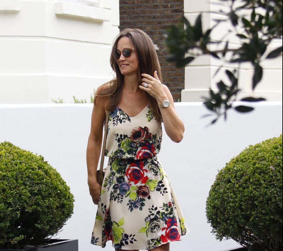 La montre de Pippa a coûté plus chère que celle de Kate Middleton.