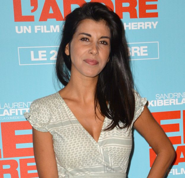 L'actrice Reem Kherici