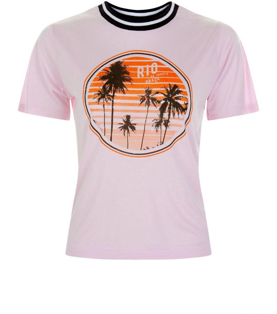 T-shirt Rio, New Look, 11,90€.