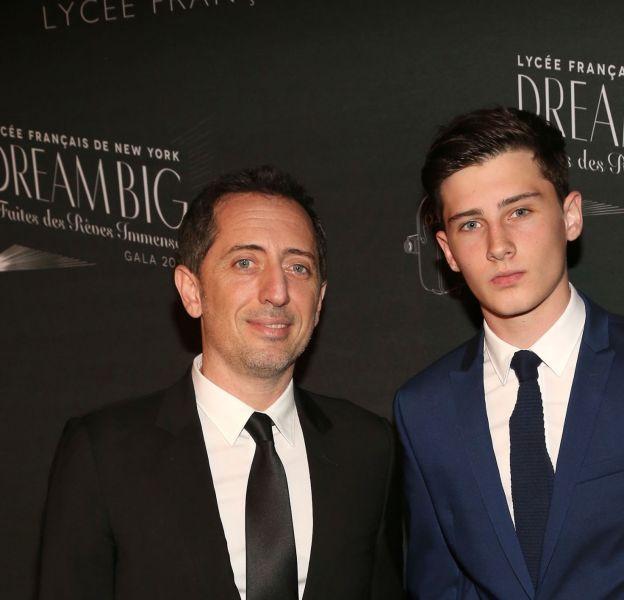 Gad Elmaleh et son fils aîné Noé Elmaleh, le duo père-fils montre sa complicité sur les réseaux sociaux.