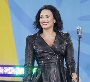 Demi Lovato a posé au naturel et nue pour Vanity Fair.