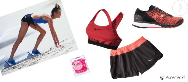 Planche inspiration shopping RUNNING