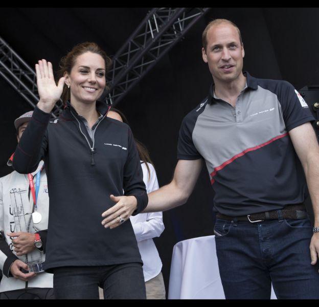 Kate Middleton et le prince William sont en France !