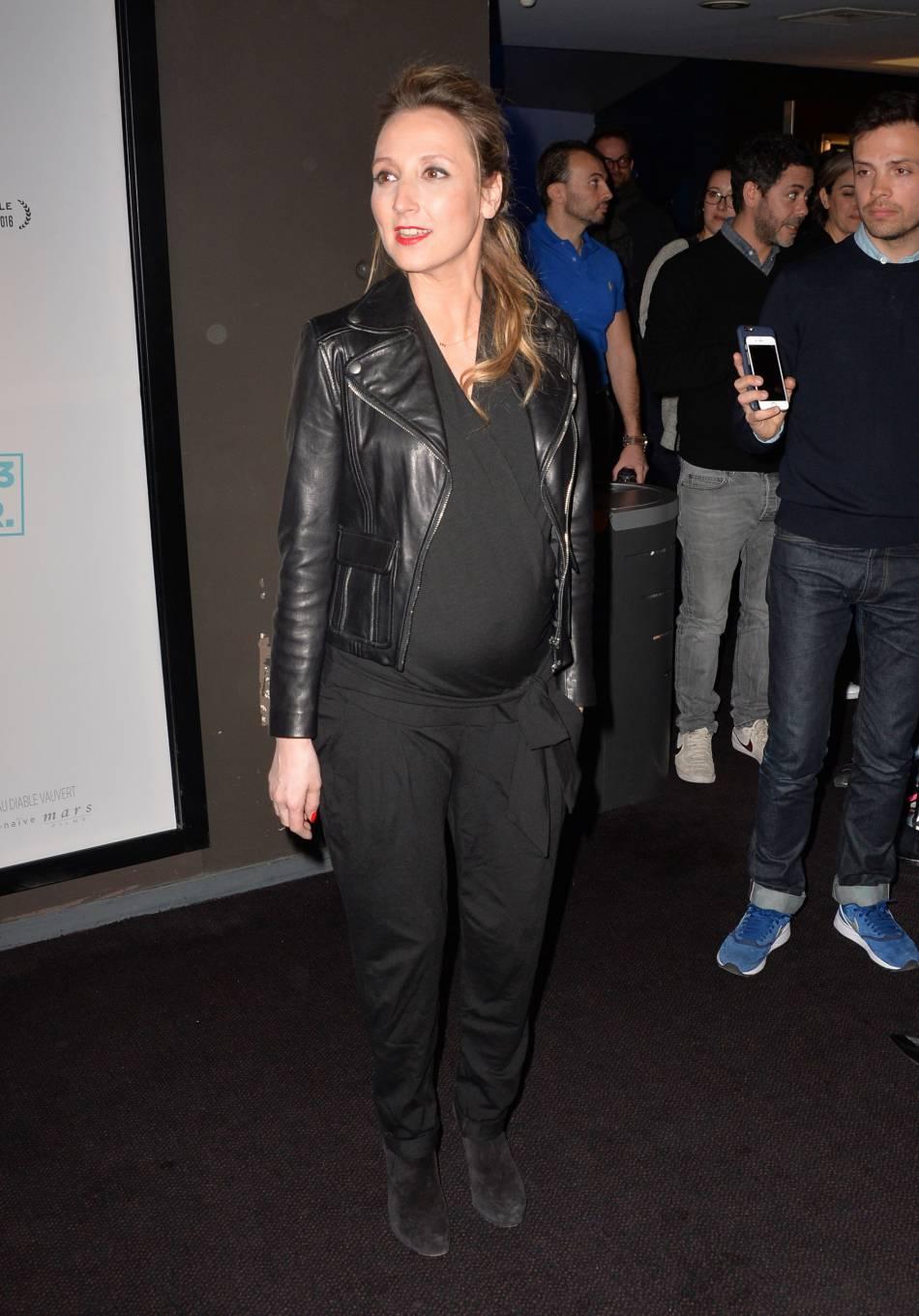 L'actrice a annoncé la naissance de son premier enfant le 13 juillet dernier.