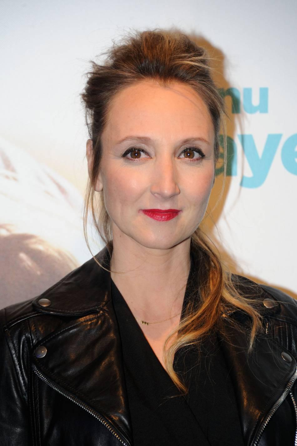 Audrey Lamy a donné naissance à son premier enfant avec Thomas Sabatier.