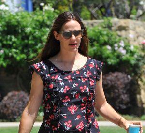 L'actrice est apparue avec un petit ventre arrondi dans les rues de Los Angeles.