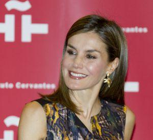 Letizia d'Espagne, en robe bariolée : la reine tente le top mais frôle le flop