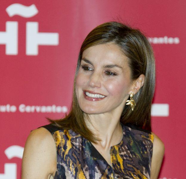 Letizia d'Espagne était de sortie officielle le 27 juillet à Madrid.