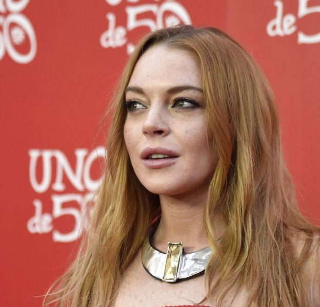 Lindsay Lohan traverse une période compliquée.