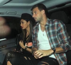 Nicole Scherzinger est en couple avec le joueur de tennis Grigor Dimitrov.