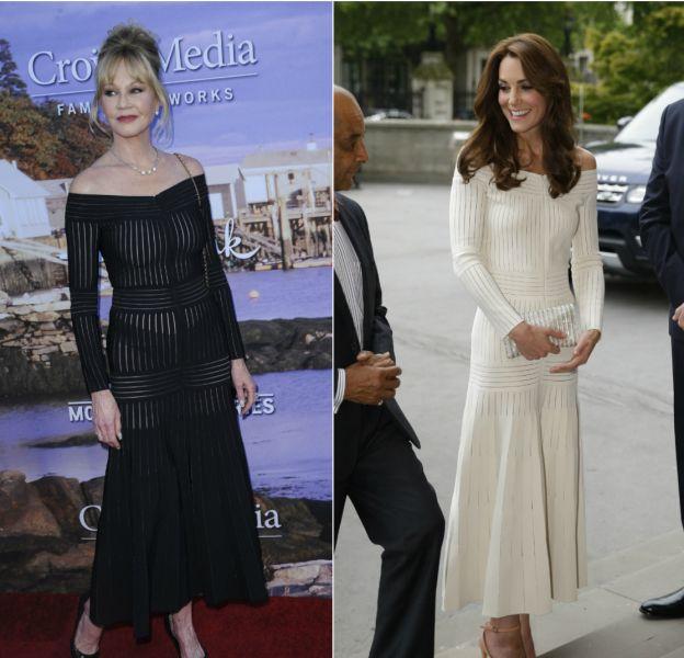Melanie Griffith vs Kate Middleton en Barbara Casasola.