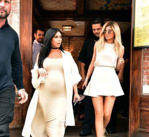 Kylie Jenner et Kim Kardashian : 1 selfie sexy pour 2 soeurs en compétition
