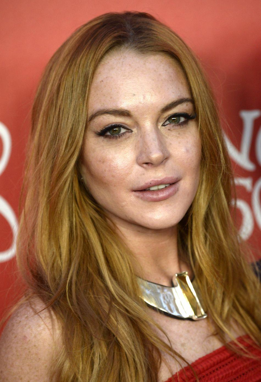 Le père de Lindsay Lohan a annoncé qu'elle était enceinte de son ex-compagnon.