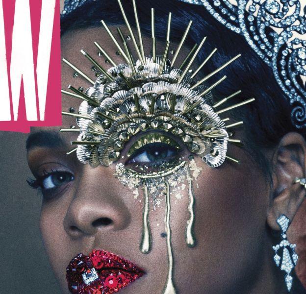 Rihanna est la star du numéro de septembre de W Magazine.