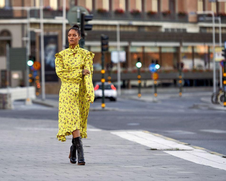 Ses street styles font foi et inspirent les fashionistas.