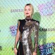 """Le casting féminin impressionant de """"Suicide Squad"""" a fait sensation hier lors de l'avant-première new-yorkaise."""