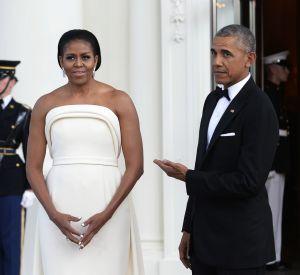 Treizième diner d'Etat pour le couple présidentiel.