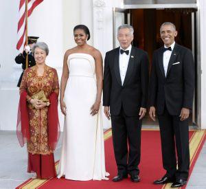 La fin du mandat de Barack Obama approche et Michelle Obama a décidé d'en profiter à fond.