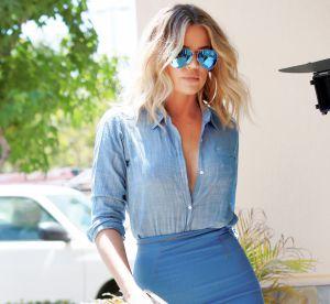 Khloe Kardashian dévoile son secret beauté mais surtout son décolleté !