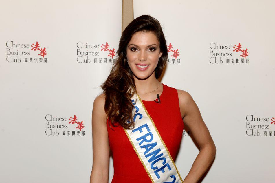On comprend pourquoi elle a été élue Miss France 2016.