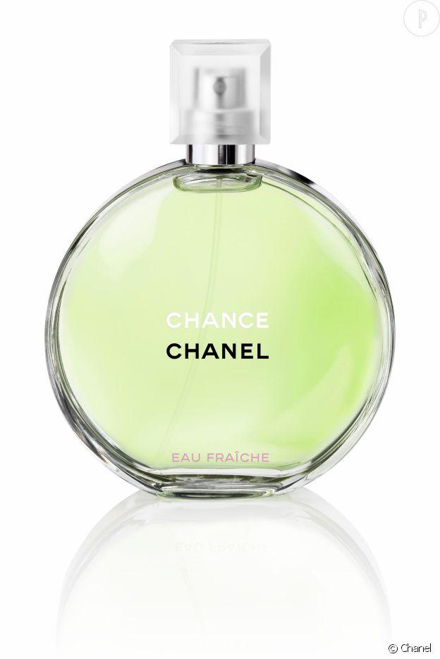 Chance eau fraîche, Chanel, 62,95€.