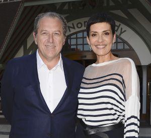 Cristina Cordula et son compagnon Frédéric Cassin : les amoureux sont en vacances au soleil.