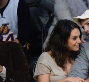 Mila Kunis et Ashton Kutcher : leur fille prononce son premier gros mot