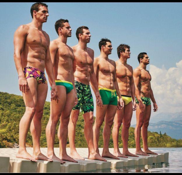 Les nageurs en route pour Rio avec Speedo.